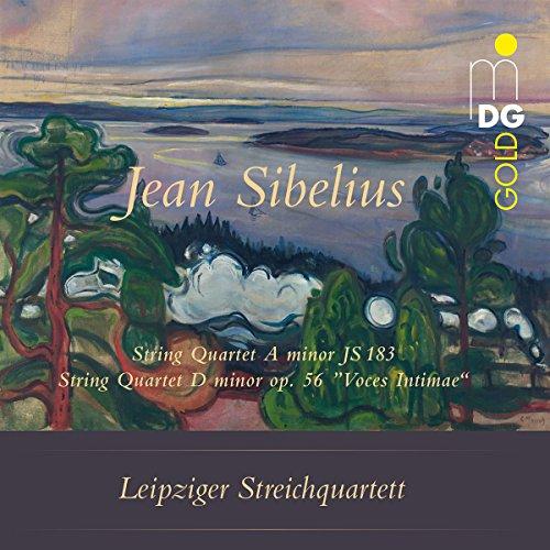 Steichquartett Op.56 & Js 183 (1889)