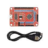 Placa de control LGT8F328P de código abierto compatible con rojo y ecológico