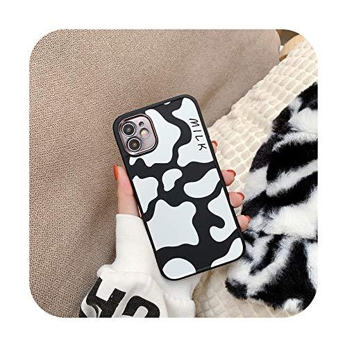 Para iPhone 12 Pro Case Heart Flowers Funda del teléfono para iPhone 12 Mini 11 Pro Max 8 7 Plus X XS Max XR Mármol Suave TPU Bumper Cover-T6-Para iPhone 12Pro Max
