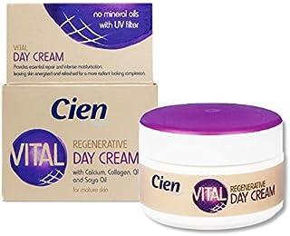 comprar comparacion 2 x Cien Regenerative Facial Cream – Noche + Dia Crema – (2 x 50 ml)