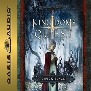 Kingdom's Quest audiobook cover art