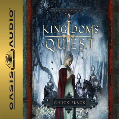 Kingdom's Quest audiobook cover art
