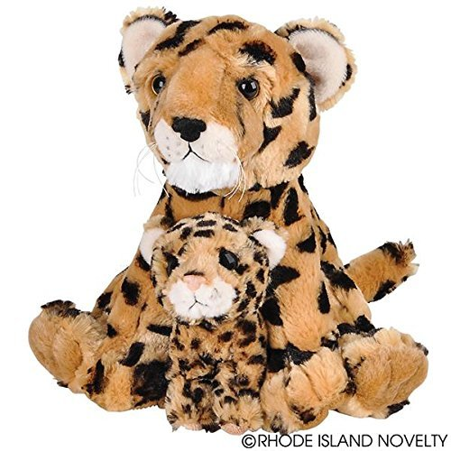 Rhode Island Novelty 11 in and 5 in Birth of Life Cheetah - PC