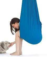 sensory swing installation