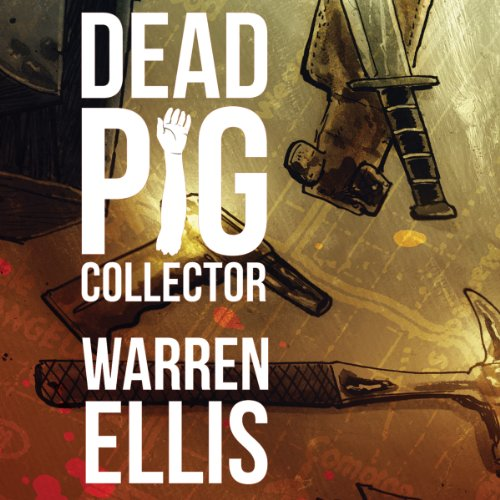 Dead Pig Collector audiobook cover art