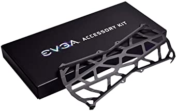 EVGA Shield Kit for GeForce RTX 2080 Ti/ 2080 Super/ 2080/2070 Super FTW3, 5052 Aluminum Alloy, 100-GR-Vga3-Lr