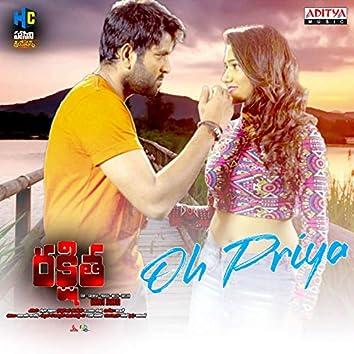 """Oh Priya (From """"Rakshitha"""")"""