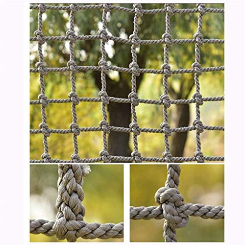 Affordable LYRFHW Stairs Anti-Fall Net Rope Nets Outdoor Training Development Protection Net Playgro...