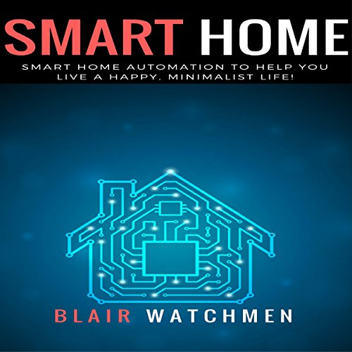 Smart Home audiobook cover art