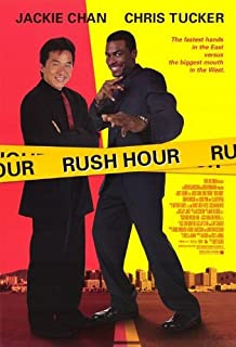 POSTER-RUSH HOUR ORIGINAL MOVIE POSTER