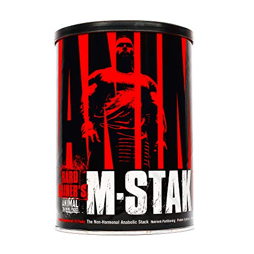 Universal Nutrition Animal M Stak - The...