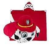 Comfy Critters Stuffed Animal Blanket – PAW Patrol Marshall – Kids Huggable Pillow and Blanket Perfect for Pretend Play, Travel, nap time.