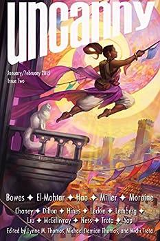 Uncanny Magazine Issue One Magazine Monday