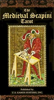US Games Medieval Scapini Tarot