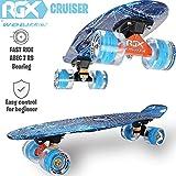 Zoom IMG-1 wellife skateboard mini cruiser serie