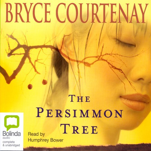 The Persimmon Tree audiobook cover art