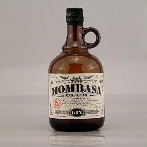 Mombasa Club London Dry Gin 41,5% 0,7l
