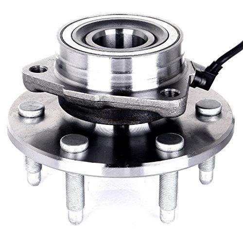 02 chevy silverado wheel bearing - 6