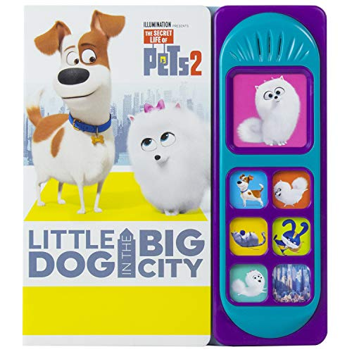 Compare Textbook Prices for Secret Life of Pets 2 Little Sound Book - PI Kids  ISBN 9781503745650 by Editors of Phoenix International Publications,Editors of Phoenix International Publications,Editors of Phoenix International Publications,Editors of Phoenix International Publications