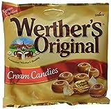 Werther's Original Caramelos de Mantequilla y Nata Fresca - Paquete de 24 x 135 gr - Total: 3240 gr