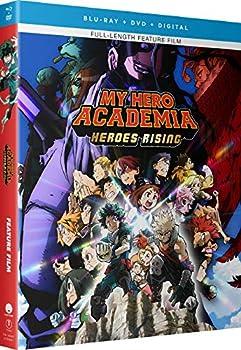My Hero Academia  Heroes Rising [Blu-ray]