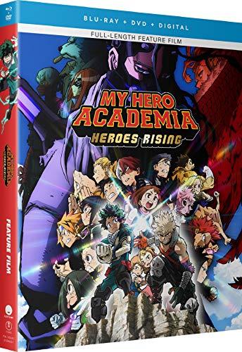 My Hero Academia: Heroes Rising Blu-ray + DVD + Digital