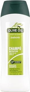 Nivea Aceite de Oliva Champú Nutritivo Champú - 400 ml