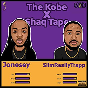 The Kobe X Shaq Tape