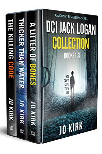 The DCI Jack Logan Collection Books 1-3: A Scottish Crime Fiction Series (DCI Jack Logan Collected Editions Book 1) (English Edition)