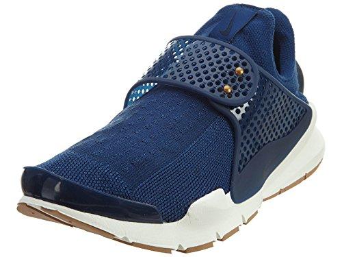 Nike Women's Sock Dart Coastal Blue/Obsidian Sail 848475-400 (Size: 7)