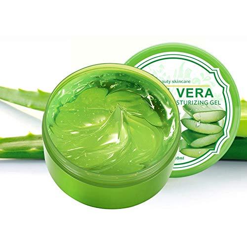 Gel hidratante de gel de aloe vera, nutritiva hidratante natural y nutritiva,gel de aceite para el control del acné,productos para el cuidado de la piel,mascarilla de aloe vera,cuidado de la piel