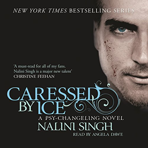 Couverture de Caressed by Ice
