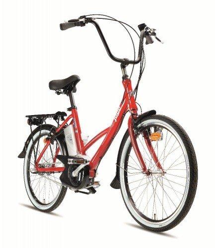 Helkama Jopo Electro Fahrrad 24