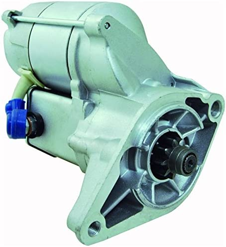 New Starter Replacement For 1987-1991 0-98 At the price of surprise L4 1.6L Celica Toyota Luxury goods