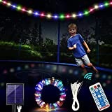 Eloptop LED Trampoline Lights Bounce Party Trampoline Accessories with Remote Control...