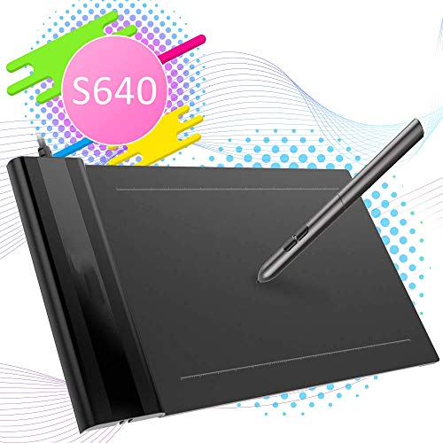 Digitale Tekening Tablet Grafische Tablet 8192 Levels Digital Met Tilt Voor Mac OS 10.8.0 Android Windows MAC Pen Tablet Art