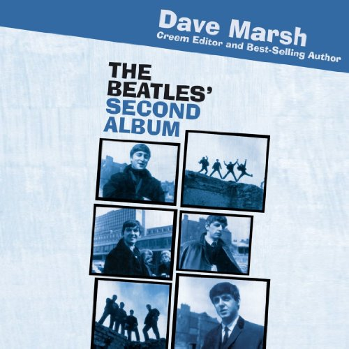 The Beatles' Second Album audiobook cover art