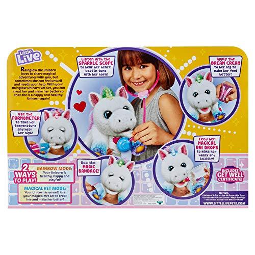 Rainglow Unicorn is a great toy for preschool girls