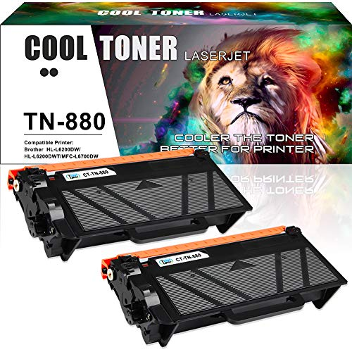 Cool Toner Compatible Toner Cartridge Replacement for Brother TN336 TN-336 for HLL8350cdwt MFC L8850cdw HLL8350cdw MFCL8850cdw Printer (KCYM,4PK)