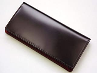 日本製 コードバン 長財布