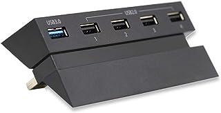 ciriQQ Cargador de 5 puertos USB 3.0 de alta velocidad para PS4 Pascua/aniversario/cumpleaños/felicitaciones/temporada/agr...