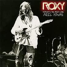 Roxy-Tonight The Night Live Shm