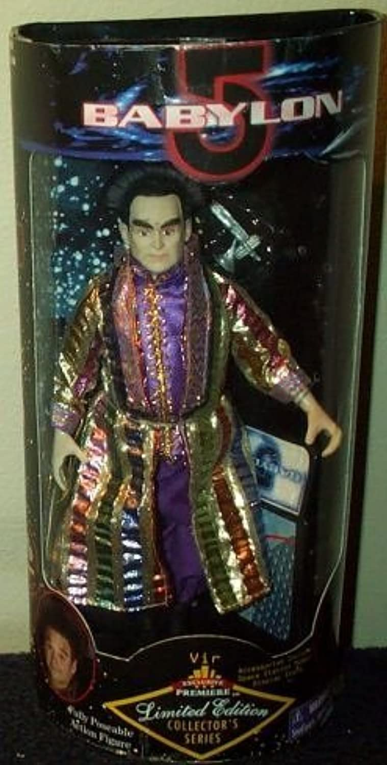 Babylon 5 Vir Exclusive Premiere 9 Action Figure by Exclusive Toy Products
