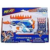 Pistola nerf con 11 colpi Multicolor Hasbro