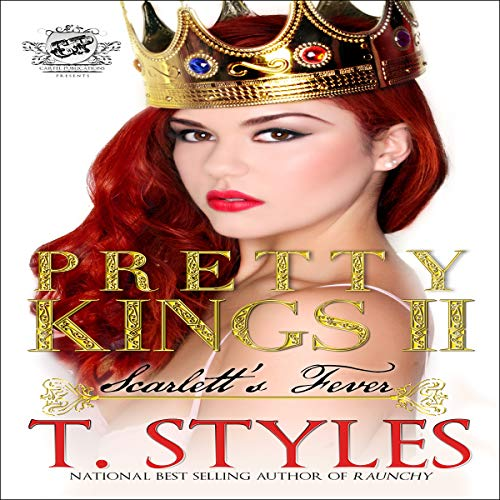 Pretty Kings 2: Scarlett's Fever  audiobook cover art