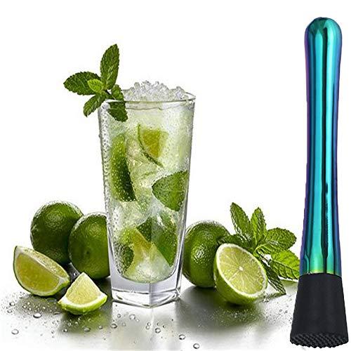 Cocktailstößel Barstößel für große Gläser - 3