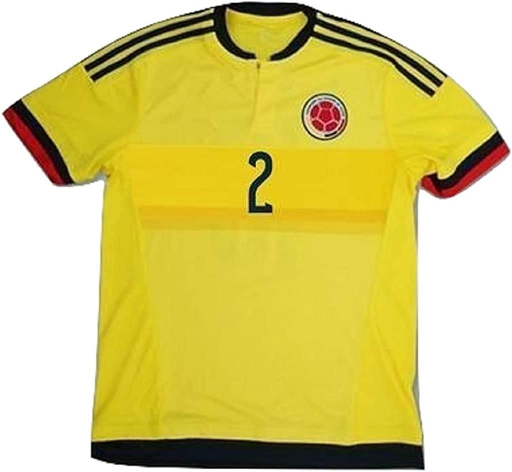 borizcustoms P Max 47% OFF Escobar 2 Colom Football XXS Soccer Jersey Shirt Popular