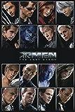 Poster X-Men, la decisin final. Personajes