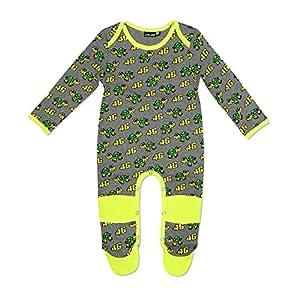 Set 2 2 chupetes niño Kid VR46 Valentino Rossi Tarta 46