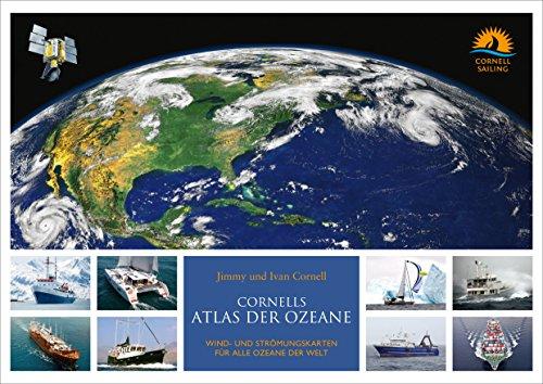 Cornells Atlas der Ozeane, 2. Auflage, Deutsche Fassung